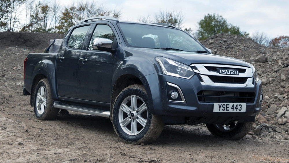 Category/isuzu >> Isuzu D Max Pictures Details At 100 Hot Cars