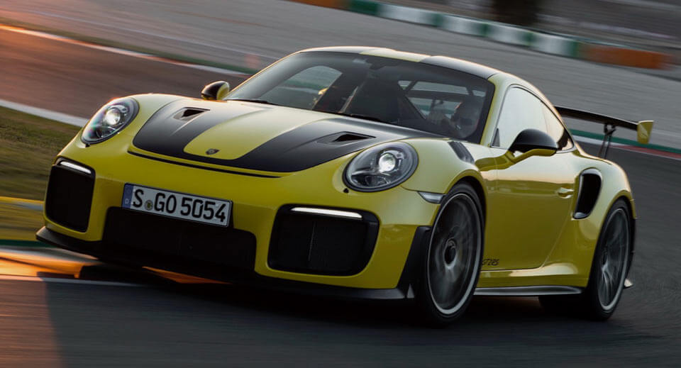 Porsche 911 Gt2 Pictures Details At 100 Hot Cars