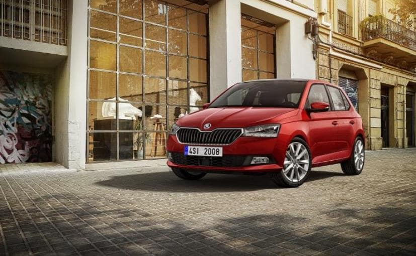 Category/skoda >> Skoda Fabia Pictures Details At 100 Hot Cars