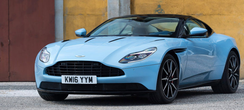 Aston Martin Db11 Page 2 Of 3 Pictures Details At 100 Hot Cars